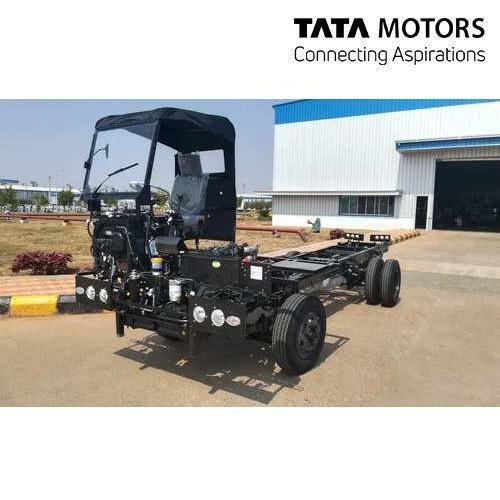 TATA Motors TATA 407 Chassis, Tata Motors Limited - Buses