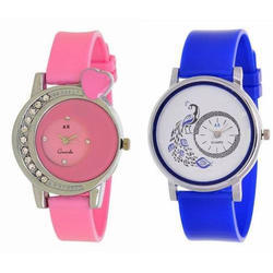 Women & Girls Wrist Watch, Packaging Type: Box