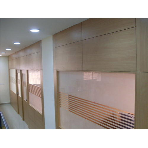 partition in office design with brown mdf office partition partition rs square feet perfect modular