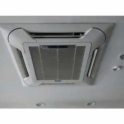 Blue Star White cassette air conditioner, Capacity: 1.5 Ton