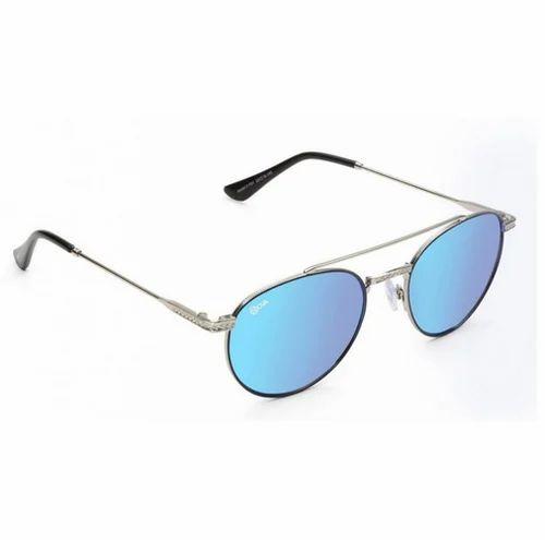 99e41647b6 Nova Female Metal Round Sunglasses(nv4517 F01) Nv207bl53