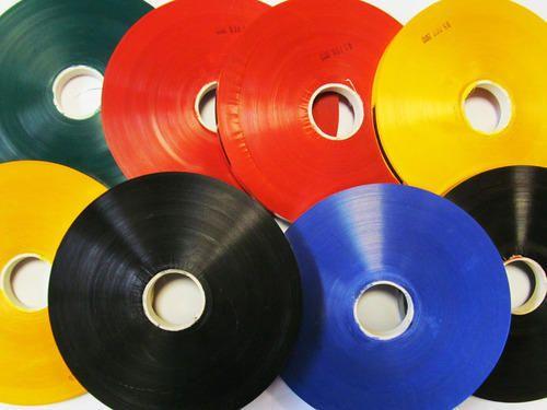 Black Prasad Plast HDPE & PE Pipe Marking Foil, Size: 1, For Industrial