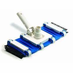 Omni Pools Blue Flexible Plastic Vacuum Head