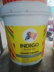 Indigo Exterior Paint