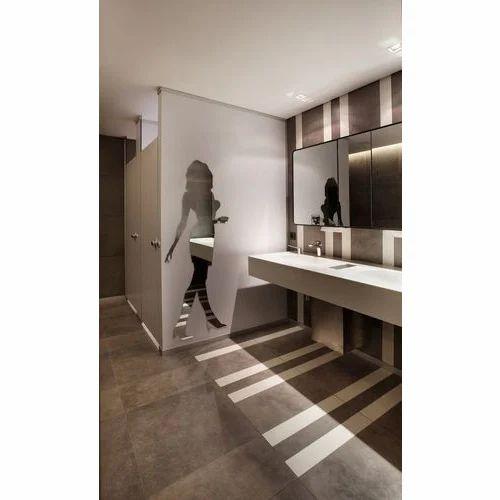 Ladies Restroom Interior Designing Services In Vadgoan Bk Pune Ntrm Interiors Private Limited Id 20324439433