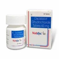 Natdac (Daclatasvir) Tablets