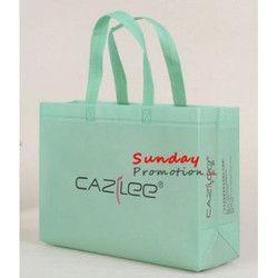 Printed Box Type Loop Handle Bag