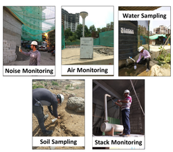 Water Protection Environmental Monitoring or Compliance Service