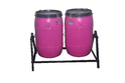IOWCT 100 L Organic Compost Tumbler