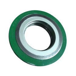 Stainless Steel Spiral Wound Gasket, 2 Inch, Round