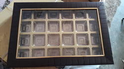 24 Chocolate Boxes For Wedding Gift Purpose, Capacity - 0.5 - 2 Kg