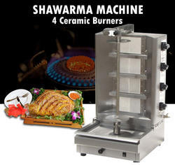 Gas Shawarma Machine