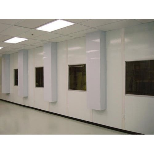 Clean Room Air Ventilation System