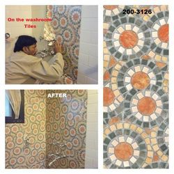 Bathroom Tile Films