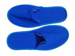 Disposable Blue Slipper