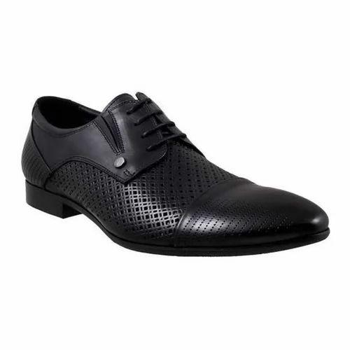 Black Mochi 14-9317 Formal Shoes, Rs