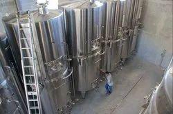 Wine Tank Fermentation
