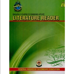 English Literature Reader Book - Class 9