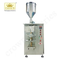 Stainless Steel Honey Filling Machine, 0.5 To 4 Kw