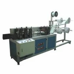 Single LIne Semi Automatic -Surgical Face Mask Machine