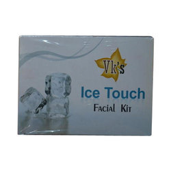Herbal Minerals Ice Touch Facial Kit, For Face