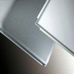Metal Perforated False Ceiling