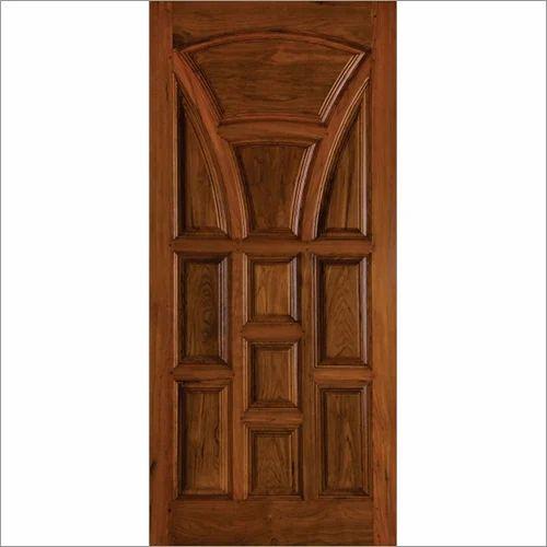 Burma Teak Wood Door & Burma Teak Wood Door Wooden Door - Yasar Traders Chennai   ID ...