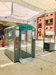 Safari Pro Qazi Disinfectant Tunnel
