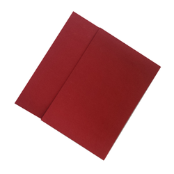 Red Fibre Sheets