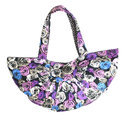 Pattern Cotton Ladies Printed Bag