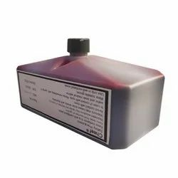 Red Ink for Domino Inkjet Printers