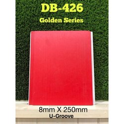 Plain Square DB-426 PVC Wall Panel, Size: 8mmX250mm, Packaging Type: Box