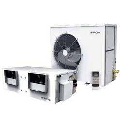 Hitachi Toushi Series 8.5 TR Twin Circuit Ductable Air Conditioner