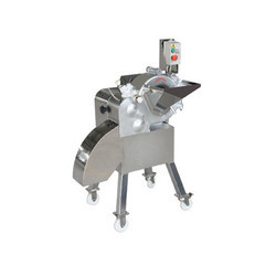 Stainless Steel Fruit Dicer Machine