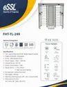 FHT-TL-239 Double Door Full Height Turnstiles