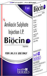 Amikacin 500mg Injection