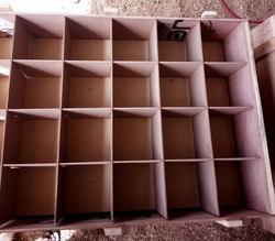 Spare Parts Wooden Boxes