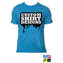T-Shirt Designing and Printing Service