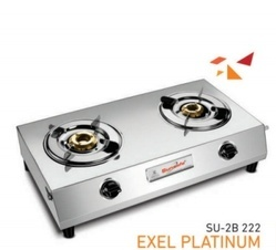 Double Burner Gas Stove SU 2B-222
