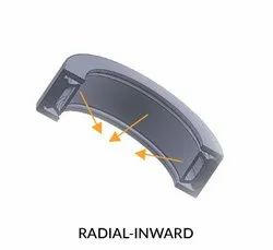 Radial Inward Inflatable Seal