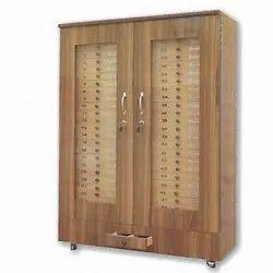 Microslide Cabinet Closed Pack Manner