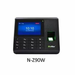 N-Z90W Biomax Time Attendance Systems