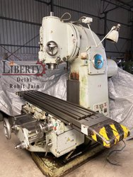 TOS pure Vertical Milling Machine