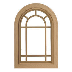 Glossy Arched Window, Glass Thickness: 6-38 Mm