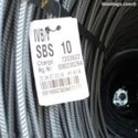 Durable Barcode Tags for TMT Bars / Rebars / Wire Mesh
