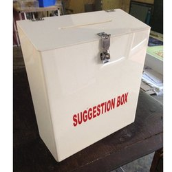 JIYA  Acrylic Suggestion Box