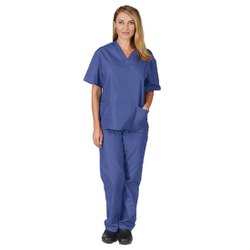 Unisex Surgeon Cotton Scrub Suit