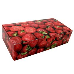 strawberry packaging box
