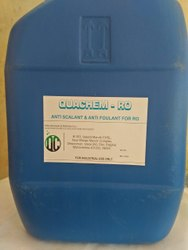 RO Membrane Antiscalant and Antifoulant Chemical