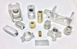 Precision VMC Machined Component